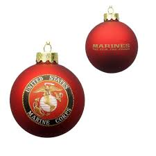 us marine corps ornament