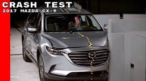 mazda car ratings 2017 mazda cx9 crash test u0026 rating youtube