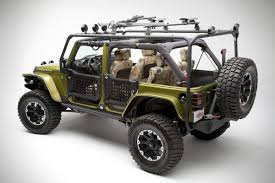 jeep body lock and load with this jacked up jeep wrangler from body armor