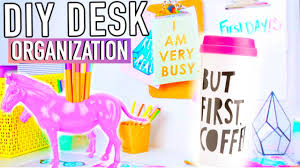 Desk Organization Accessories Diy Desk Decor Organization Accessories To Make Your Desk
