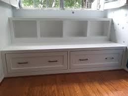 bench kitchen seating bench storage room