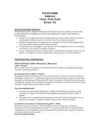 Wells Fargo Teller Positions Sample Personal Banker Resume