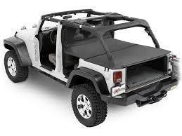 jeep wrangler cer top windjammers duster covers bestop bes 90034 35 bestop