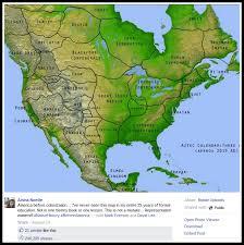 map of america imaginary borders