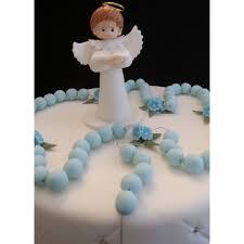 communion cake toppers communion boy baptism angel topper rosary cake topper boy