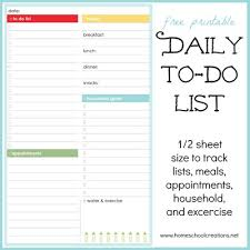 free printable daily planner pages 2014 daily to do list daily docket