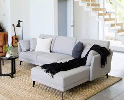 scandanavian designs renata chaise sectional scandinavian designs casa youngblade