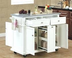 white kitchen island with black granite top solid black granite top kitchen island crosley cart d kitchen