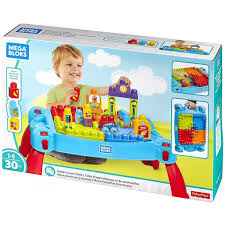 my first mega bloks table bloks first builders build n learn table