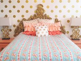 Coral And Gold Bedding Ashlyn U0027s Coral And Gold Regal Room Project Nursery