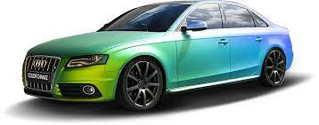 audi color changing car car color change geckowraps las vegas vehicle wraps graphics