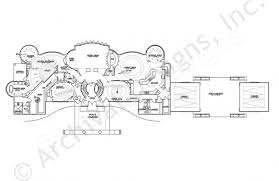 vincentino luxury floor plans porte cochere floor plans