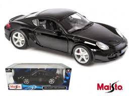 ebay porsche cayman maisto 31122bk 1 18 porsche cayman s in black specia ebay