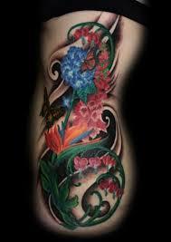 Large Flower Tattoos On - 32 best large flower images on flower tattoos