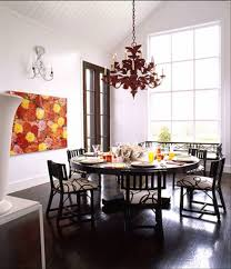 dining room chandelier size dining room fabric covered dining room chairs for your beautiful