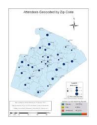 Tacoma Zip Code Map by Geocoding Tabular Data Advanced Geospatial Analytics Portfolio