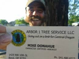 Business Cards For Tree Service Tree Care Services Bend Oregon Trimming Pruning Removal Stumps