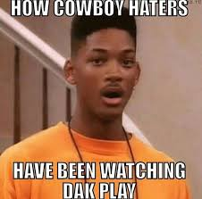 Cowboy Hater Memes - funny football memes memesbams