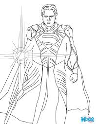 coloring pages flash superman heroes coloring club