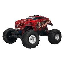 rc nitro monster trucks traxxas electric craniac 1 10 scale 2wd monster truck 30 mph