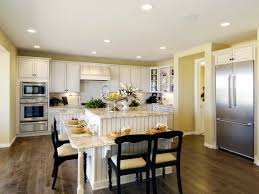 eat in kitchen ideas kitchen wonderful l shaped kitchen island designs with seating