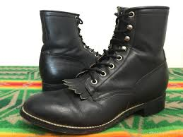 s roper boots canada mens boots outlet york 80 s justin black leather cowboy