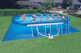 Intex Pools 18x52 Pool Intex Inflatable Pool For Enjoy Clean And Refreshing Water