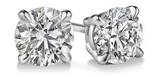diamond stud earings guide to buying diamond stud earrings ritani