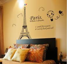Eiffel Tower Decoration Eiffel Tower Bedroom Albertnotarbartolo Com