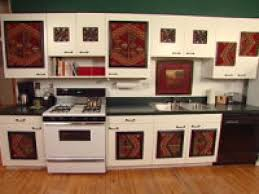 Cabinet Inserts Kitchen Clever Kitchen Ideas Cabinet Facelift Hgtv