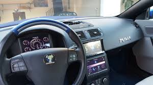 land rover puma interior the youabian puma is the most ridiculous car you can buy for 895k