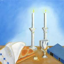 sabbath candles shabbat candles paintings america