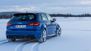 audi rs3 blue 2016 audi rs3 sportback sepang blue in rear hd