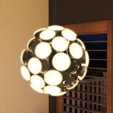 Decorative Chandelier Ceiling Plate Aliexpress Buy Modern Crystal Chandelier Led Hanging Globe