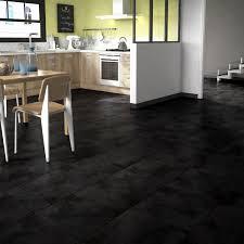 cuisine blanche sol noir revetement de sol cuisine inspirant bton cir leroy merlin sol