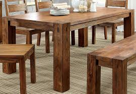dining room best wood for rustic dining table with rustic wood