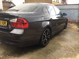 bmw 320i 6 gear manual service history mot in heathrow