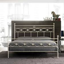 metal bed frame new in the master bedroom golden sycamore and