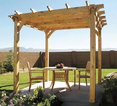 How To Build A Pergola Roof by 10 Awesome Woodworking Projects For Every Skill Level Diy