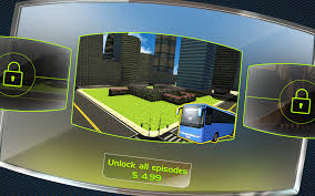 bus driver 3d android apps on google play