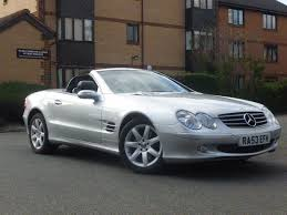 used mercedes convertible mercedes sl350 in wimbledon london compucars