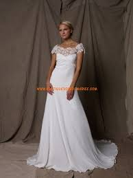 robe mari e originale robe de mariée originale avec manches dentelle