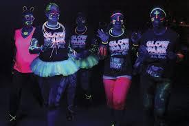 Glow Halloween Costume Glow Park 5k Returns Hoover Hooversun