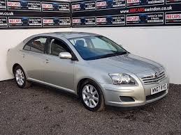 toyota avensis used toyota avensis t3 s for sale motors co uk