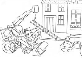 lofty bob builder coloring pages coloring pages