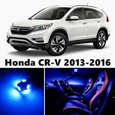 honda crv blue light amazon com 13pcs led premium blue light interior package deal for