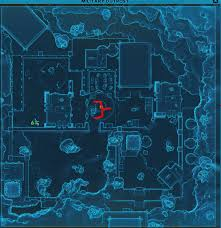 Swtor Map Swtor Ziost Missions And Achievements Guide Dulfy