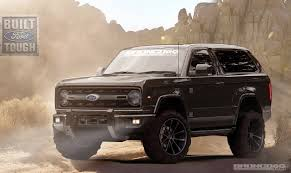 ford bronco 2015 interior these 2020 ford bronco renderings are amazing gearheads4life