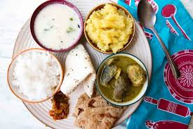 gujarati thali menu ideas u0026 recipes collection by archana u0027s