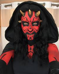 Halloween Prescription Contacts Uk by Sith Eye Contacts Darth Maul Contacts Camoeyes Com